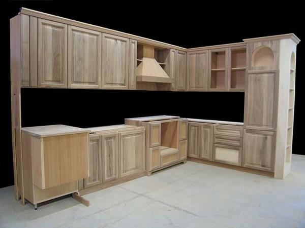 Produzione cucine in legno cerea - Cucine legno massello ...